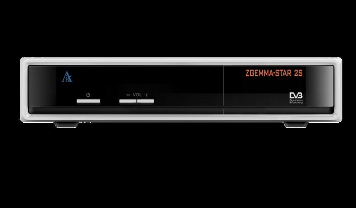 Zgemma Star 2S - Shenzhen Air Digital Technology Co ,Ltd